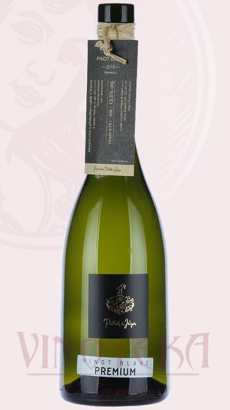 Pinot blanc Premium, Vinařství Pialek a Jager