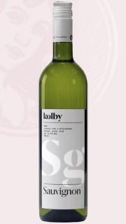Sauvignon, kabinetní víno, 2018, Vinařství KOLBY