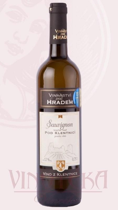 Sauvignon, Vinařství Pod Hradem