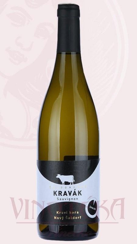 Sauvignon, Kravák, Vinařství Špalek