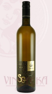Sauvignon sexenberg, 2017, Vinařství Piálek&Jäger