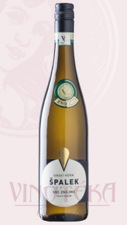 Sauvignon, VOC, 2017, Vinařství Špalek