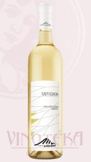 Sauvignon, výběr z hroznů, 2017, Vinařství Kněží Hora