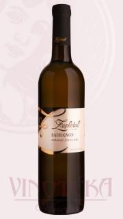 Sauvignon, výběr z hroznů, 2018, Vinařství Zapletal