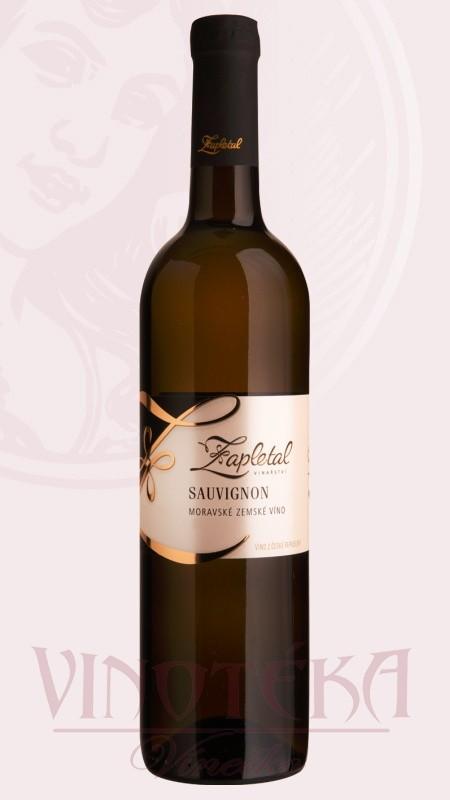 Sauvignon, výběr z hroznů, Vinařství Zapletal