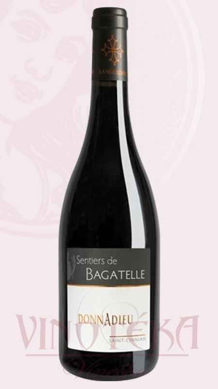 Sentiers Donnadieu, 2015, Clos Bagatelle