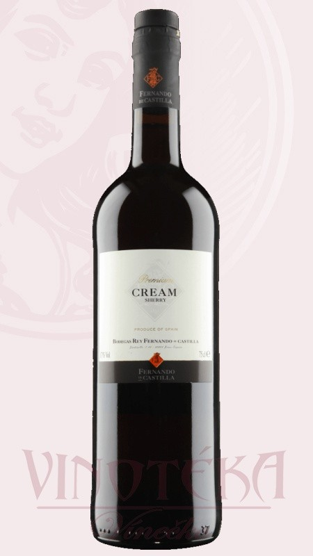 Sherry Cream, Fernando de Castilla