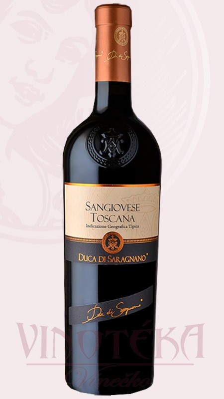 Toscana Sangiovese, Duca di Saragnano