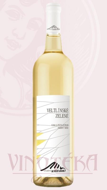 Chardonnay, 2013, Vinařství Kněží Hora