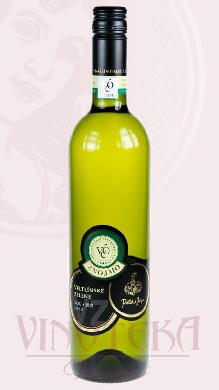 Veltlínské zelené VOC, Vinařství Piálek&Jäger
