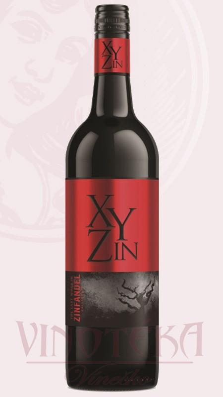 XYZ Zinfandel, Geyser Peak Winery