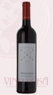 Zweigeltrebe, pozdní sběr, 2016, Vinařství Beneš
