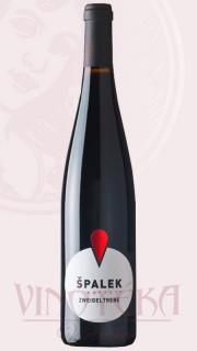 Zweigweltrebe, jakostní, 2017, Vinařství Špalek