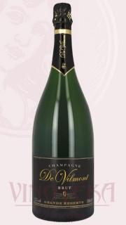Champagne De Vilmont, Brut premiere Cru, grande reserve