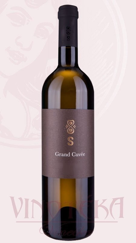 Grand Cuvée, pozdní sběr, 2019, Vinařství Šebesta