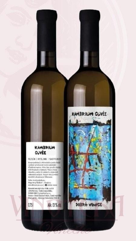 Kambrium Cuvée, Dobrá vinice