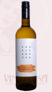 Pálava, zemské, 2020, Vinařství Skrášek
