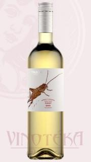 """Pinot Gris """"pozdravy"""", pozdní sběr,Vinařství THAYA"""