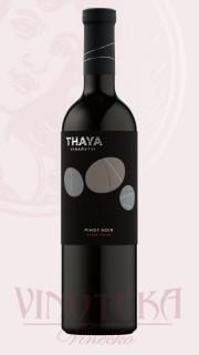 Pinot noir, zemské, 2018, Vinařství THAYA