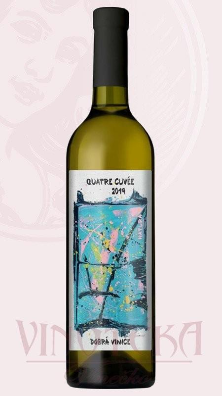 Quatre Cuvée, 2019, Dobrá vinice