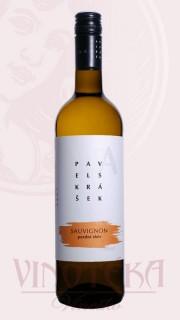 Sauvignon Blanc, pozdní sběr, Vinařství Skrášek