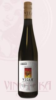 Sylvánské zelené, 2020, pozdní sběr, Vinařství Vican