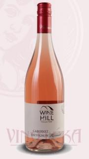 Wine Hill, Cabernet Sauvignon - rosé, Frizzante, Vinařství Knápek