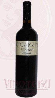 Cigarzin, 2005, Cosentino Winery