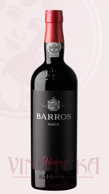 Porto - ruby, Barros