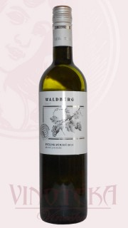 Ryzlink rýnský, jakostní  2014, Vinařství Waldberg