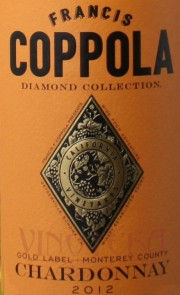 Chardonnay, F.F.Copolla