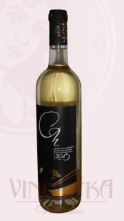 Chardonnay, pozdní sběr, 2015, Vinařství Na Špičáku