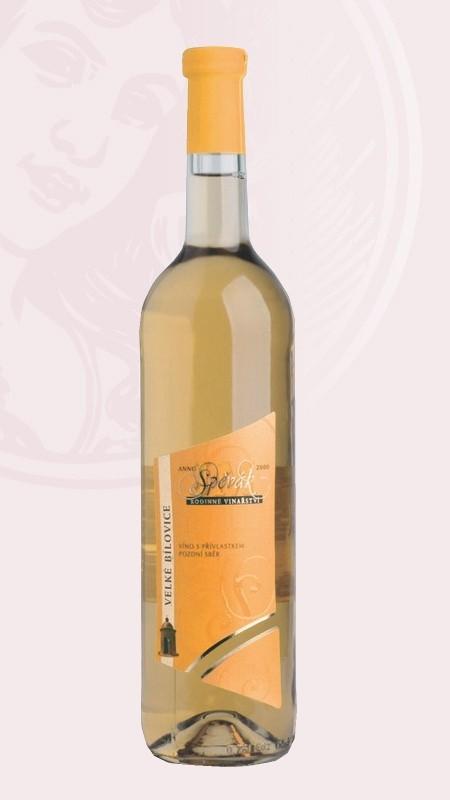 Chardonnay, 2015, Spěvák