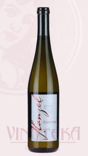 Chardonnay, výběr z hroznů, 2015, Vinařství Hanzel