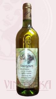 Sauvignon, výběr z hroznů, 2012, Vinařství Valihrach (VÝPRODEJ)