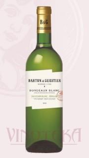 Bordeaux blanc, AOC, Barton & Guestier (VÝPRODEJ)