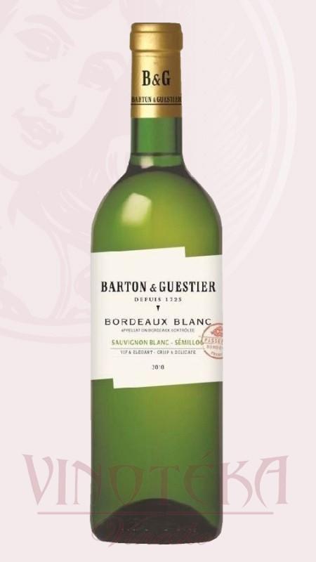 Bordeaux blanc Barton Guestier