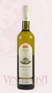 Cabernet blanc, pozdní sběr, 2016/17, Vinné sklepy Kutná Hora