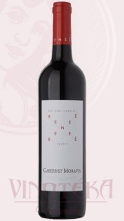 Cabernet Moravia, jakostní, 2017, Vinařství Beneš