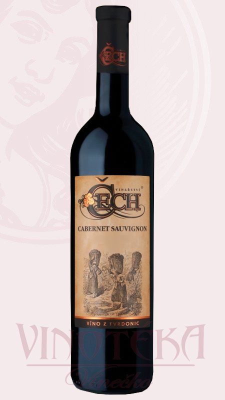 Cabernet Sauvignon, Vinařství Čech