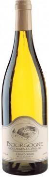 Chardonnay Bourgogne, AOC, 2014, Domaine Borgnat