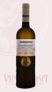 Chardonnay, pozdní sběr, 2015, Vinařství Tetur