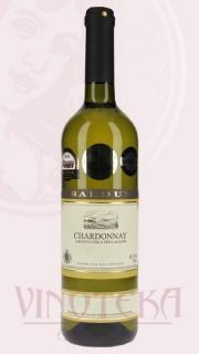 Chardonnay, pozdní sběr, 2016, Vinařství Baloun