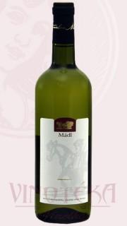 Chardonnay, pozdní sběr, 2016/17, Vinařství Mádl