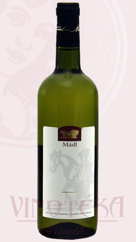 Chardonnay, pozdní sběr, 2017, Vinařství Mádl