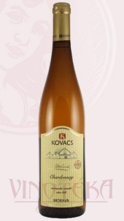 Chardonnay, pozdní sběr, 2017, Vinařství Kovacs