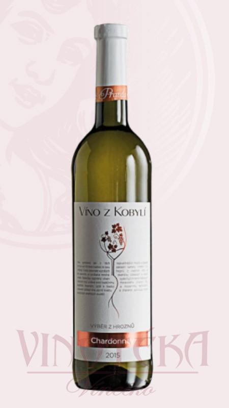 Chardonnay, Víno z Kobylí