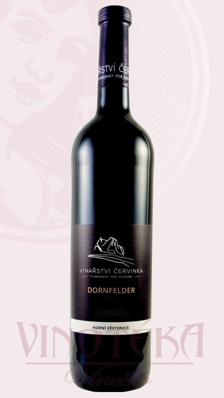 Dornfelder, Vinařství Červinka