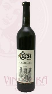 Dornfelder, zemské, Vinařství Čech