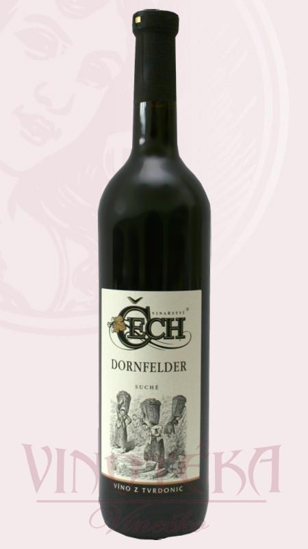 Dornfelder, Vinařství Čech